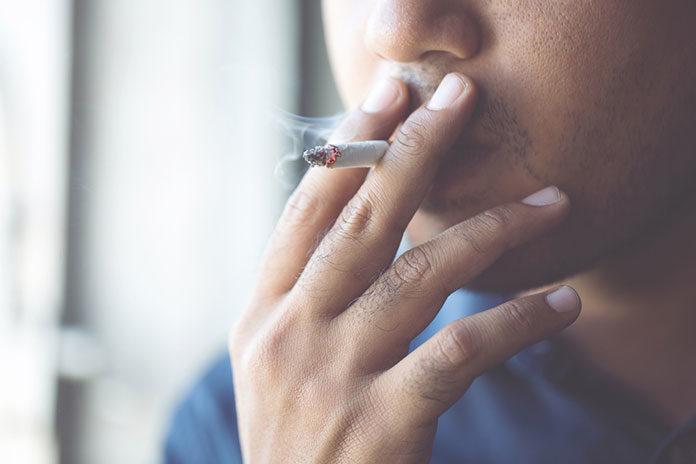 Ciekawy dodatek do papierosa