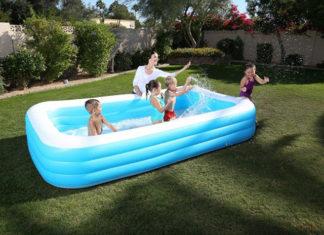 Jak naprawić basen?