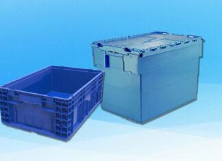 Skrzynie plastikowe od Schoeller Allibert - najlepsza jakość na rynku