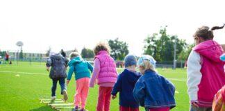 Zabawy ruchowe dla dzieci w przedszkolu