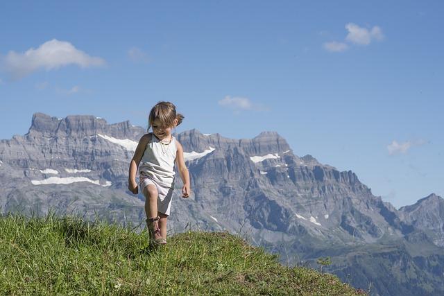 W góry z dziećmi